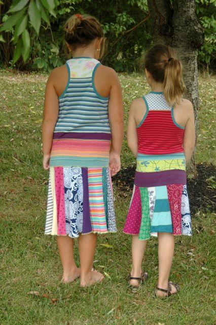 Tee shirt dresses 2