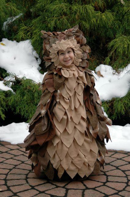 Owl costume 9