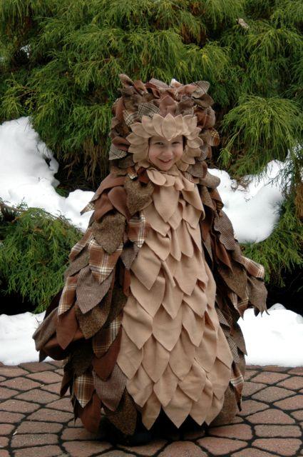 Owl costume 7
