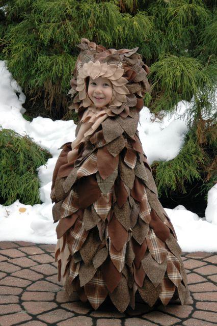Owl costume 5
