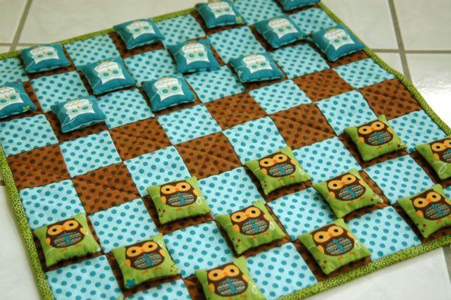 Checkerboard 6