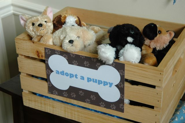Puppy party 27