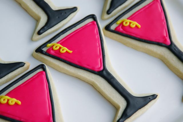 Cosmo cookies 1