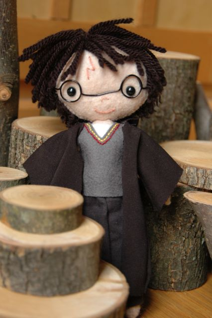 Harry Potter dolls 2