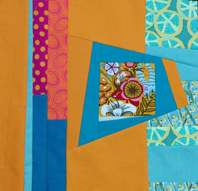 Planned improve quilt block