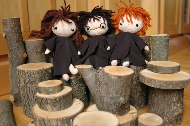 Harry Potter dolls 5