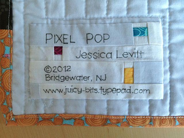 Pixel pop 3