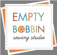Empty bobbin logo